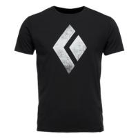 Black Diamond Short Sleeve Chalked Up Tee - Men's S Black