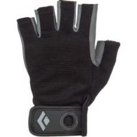 Black Diamond Crag Half-Finger Climbing Glove XS Black