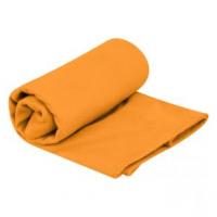 Sea To Summit DryLite Towel Large Black/Orange