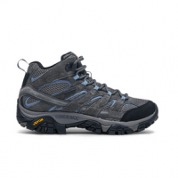 Merrell Moab 2 Mid WP Hiking Boot - Women's 10.5 Granite Regular