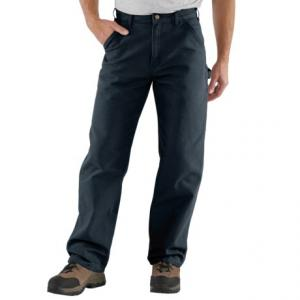 Carhartt Washed Duck Work Pants - Factory Seconds (For Big and Tall Men)