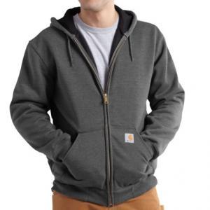 Carhartt Rutland Thermal-Lined Hooded Sweatshirt - Full Zip (For Men)