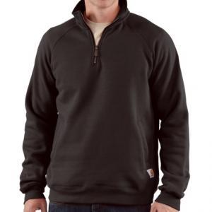 Carhartt Midweight Sweatshirt - Zip Neck (For Men)
