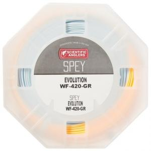 Scientific Anglers Spey Evolution Fly Line - Weight Forward, 130?