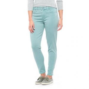 Liverpool Jeans Company Relaxed Ankle Skinny Pants - Mid Rise (For Women)
