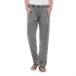 Solitaire Woven Joggers (For Women)