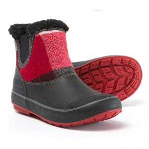 Elsa Chelsea Winter Boots - Waterproof, Insulated (For Women)