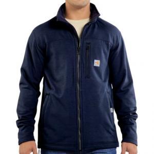 Carhartt Flame-Resistant Portage Jacket - Polartec(R) Wind Pro(R) Fleece (For Men)