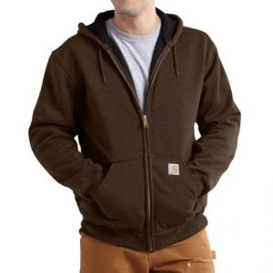 Rain Defender(R) Rutland Thermal-Lined Hoodie - Full Zip, Factory Seconds (For Big and Tall Men)
