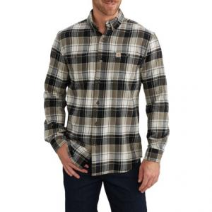 Trumbull Plaid Flannel Shirt - Long Sleeve, Factory Seconds (For Men)