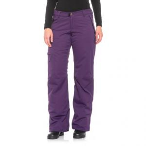 Snowboard Pants - Waterproof, Insulated (For Women)