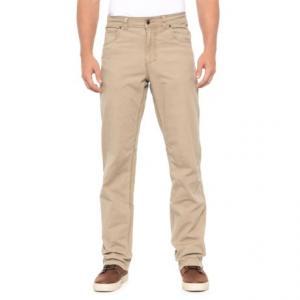 Billy Goat Stretch Boulder Pants - UPF 50+, Organic Cotton (For Men)