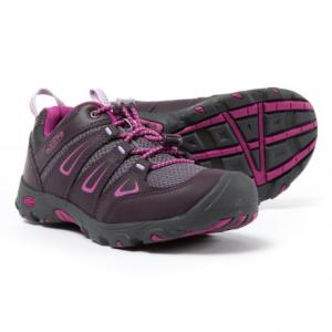 Oakridge Low Hiking Shoes - Waterproof (For Little and Big Girls)