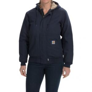 Carhartt Flame-Resistant Midweight Canvas Active Jacket - Quilt Lined (For Women)