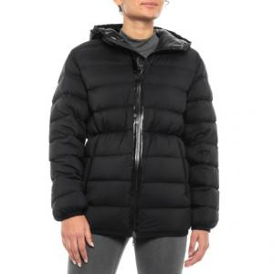 Goeland Cinched Down Puffer Coat (For Women)