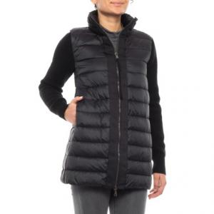 Padded Down Cardigan Coat (For Women)