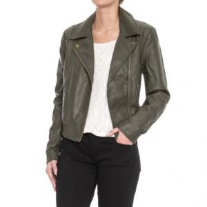 Free People Modern Bomber Jacket - Vegan Leather (For Women)