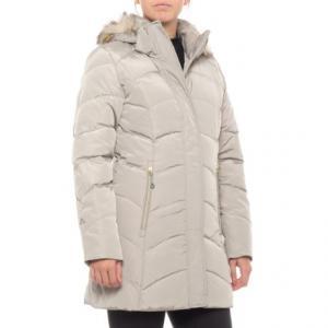 Sara Long Puffer Down Jacket (For Women)