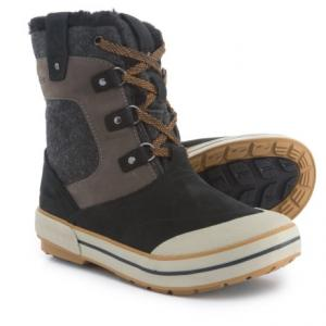 Elsa Premium Mid Snow Boots - Waterproof, Insulated (For Women)