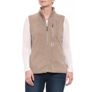 Kentwood Fleece Vest - Factory Seconds (For Women)