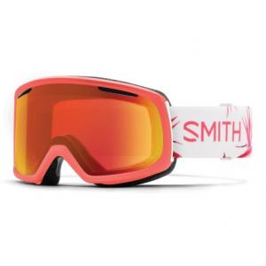 Riot Mirror Ski Goggles - Asian Fit, Extra Lenses (For Women)