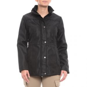 Houndstooth Soft Shell Jacket (For Women)