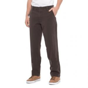 Downtime Khaki Pants - Straight Leg (For Men)