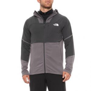 Progressor Power Grid Fleece Sweater - Zip Neck, Long Sleeve (For Men)