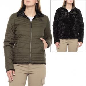 Mossbud Swirl Jacket - Reversible, Insulated (For Women)