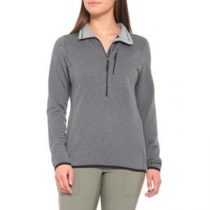 Preon Fleece Jacket - Zip Neck (For Women)