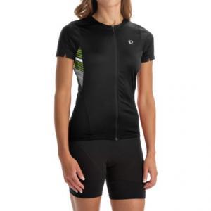 Pearl Izumi SELECT Print Cycling Jersey - UPF 50+, Full Zip, Short Sleeve (For Women)