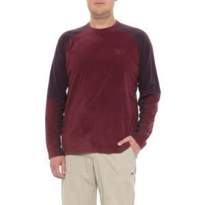 Mountain Hardwear Microchill Lite Fleece Shirt - UPF 50, Long Sleeve (For Men)