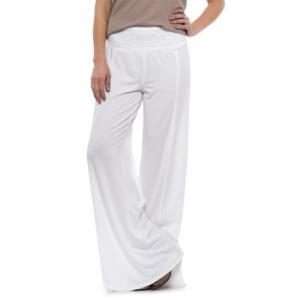 XCVI Carlitos Wide-Leg Stretch Pants (For Women)