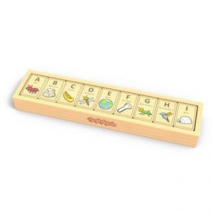 Alphabet Adventure Tiles Toy