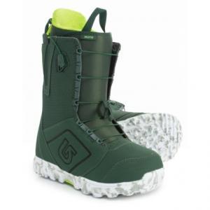 Moto AF Snowboard Boots - Asian Fit (For Men)