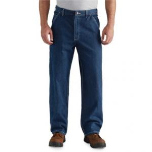 Loose Original Fit Work Dungarees - Factory Seconds (For Big and Tall Men)