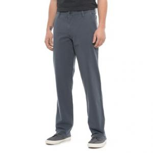 Downtime Straight Khakis (For Men)