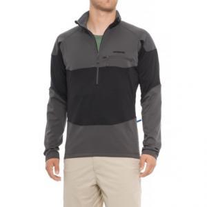 R1 Field Polartec(R) Power Dry(R) Fleece Shirt - Zip Neck, Long Sleeve (For Men)