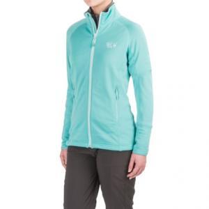 Mountain Hardwear Desna Grid Fleece Jacket - Polartec(R) Power Dry(R) (For Women)