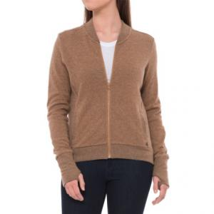 Sarafin Bomber Sweater Jacket (For Women)