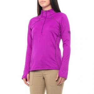 Radiant LT Zip Shirt - Long Sleeve (For Women)