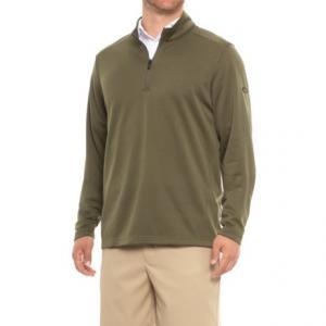 Range Shirt - Zip Neck, Long Sleeve (For Men)