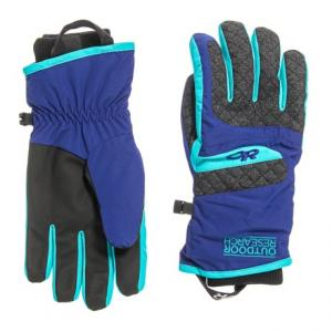 Riot Gloves - Waterproof, Insulated (For Women)