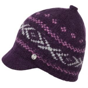 Karia Brimmed Beanie (For Women)