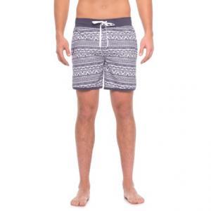 TYR Native Stripe Boardshorts - UPF 50, Built-In Briefs (For Men)