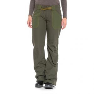 Rifle Green-Forest Night Veazie Snowboard Pants - Waterproof (For Women)