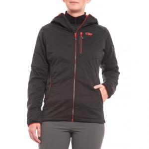 Ascendant Polartec(R) Alpha(R) Hooded Jacket - Insulated (For Women)