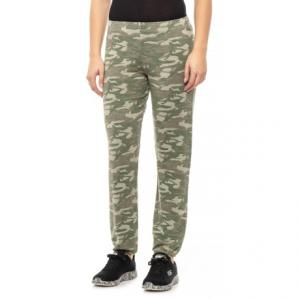 Light Olive Supersoft Tonal Camo Sweatpants (For Women)