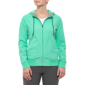 Ferrosi Crosstown Hoodie - UPF 50+, Zip Front (For Women)
