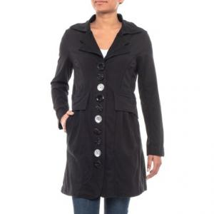 Black Absolute Jacket (For Women)